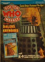 Dr Who Weekly #12